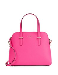Kate Spade Maise Leather Dome Bag Pink Confetti