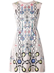 Peter Pilotto Digital Print Dress Multicolour