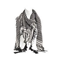 Zadig And Voltaire Keffieh 130X130 Shawl