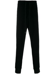 Tom Ford Relaxed Track Pants Black