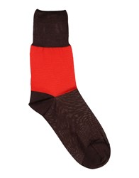 Sofie D'hoore Short Socks Dark Brown