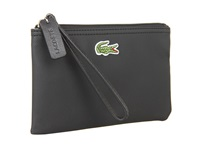 Lacoste L1212 Wristlet Black Clutch Handbags