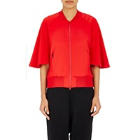 Y 3 Women's Tech Jersey Track Jacket Red