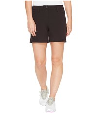 Puma Solid Shorts 5 Black Women's Shorts