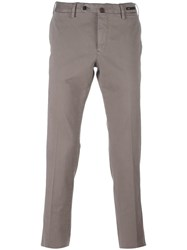 Pt01 Classic Chinos Grey
