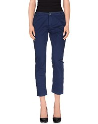 North Sails Trousers Casual Trousers Women Dark Blue