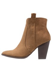 Dorothy Perkins Alicee Ankle Boots Green