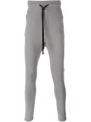 Thom Krom Tapered Track Pants Grey