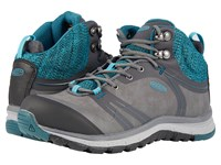 Keen Utility Sedona Pulse Mid Aluminum Toe Magnet Baltic Work Boots Gray