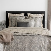 Yves Delorme Opal Duvet Cover Pierre Super King