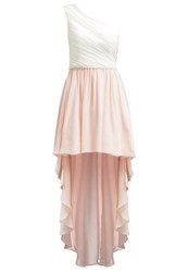 Laona Cocktail Dress Party Dress Cream White Rose Blush