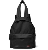 Vetements Eastpak Canvas Backpack Black