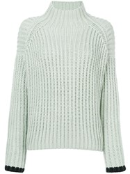 Victoria Beckham Ribbed Knitted Sweater 60