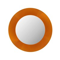 Kartell All Saints Led Mirror Amber