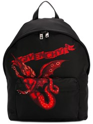 Givenchy Winged Beast Backpack Black