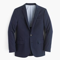 J.Crew Pre Order Ludlow Suit Jacket In Italian Stretch Chino Historic Blue