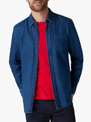 Jaeger Denim Shirt Blue