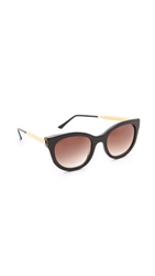 Thierry Lasry Lively Sunglasses Black