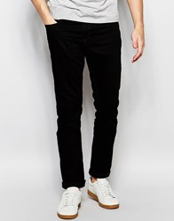 Tommy Hilfiger Hilfiger Denim Jeans In Slim Fit Black