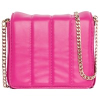 French Connection Riley Mini Cross Body Bag Magenta