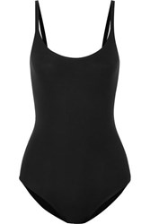 Chantelle Stretch Jersey Bodysuit Black