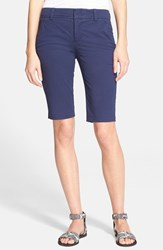Vince Women's Side Buckle Bermuda Shorts