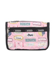 Le Sport Sac Lesportsac Luggage Beauty Cases Pink