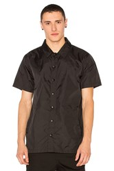 Publish Amari Button Down Black