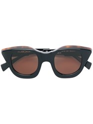 Kuboraum U10 Sunglasses Black