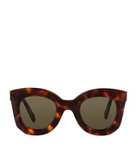 Celine Celine Marta Sunglasses Female Brown