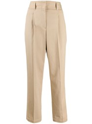 Dorothee Schumacher High Waist Straight Leg Trousers 60
