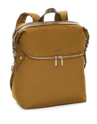 Hedgren Paragon Medium Backpack Golden Olive