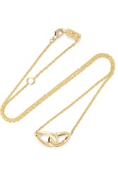 Ippolita Cherish Bond 18 Karat Gold Necklace One Size