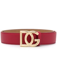 Dolce And Gabbana Red
