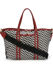 Pierre Hardy 'Cube' Tote Red