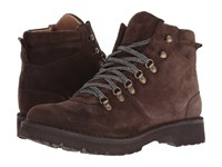 Eleventy Suede Hiker Boot Brown Boots