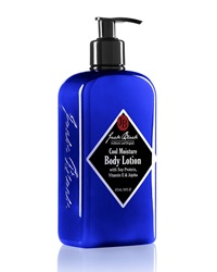 Jack Black Cool Moisture Body Lotion Black