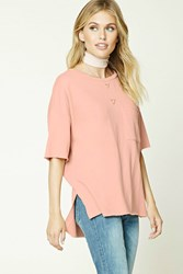 Forever 21 Contemporary Dolman Sweatshirt