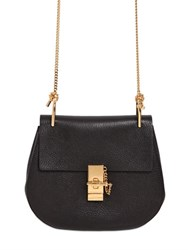 Chloe Small Drew Grained Nappa Leather Bag