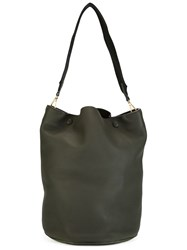 Marni Bucket Tote Bag Green