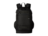 Rvca Push Skate Backpack Black Backpack Bags