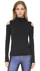 Splits59 Monroe Long Sleeve Layering Tee Black