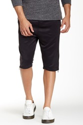 Antique Rivet Jeff Jogger Short Black