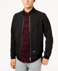 Ezekiel Men's West Bank Jacket Black