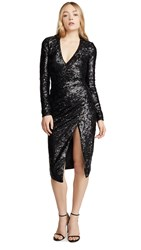Misha Collection Neaky Dress Black