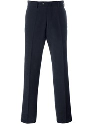 Loro Piana Tapered Trousers Blue