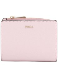 Furla Large Wallet Pink And Purple