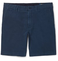 Polo Ralph Lauren Pima Cotton Twill Chino Shorts Navy