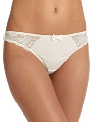 Aubade L'insoumise String Thong Nacre