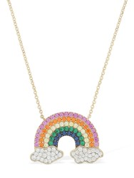 Apm Monaco Arc En Ciel Necklace Multicolor